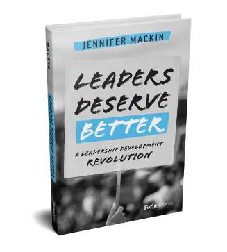 Leaders Deserve Better book cover